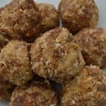 Fig and Walnut Energy Balls