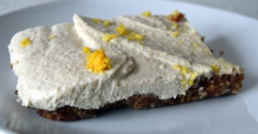 raw vegan sugar free gluten free cheesecake