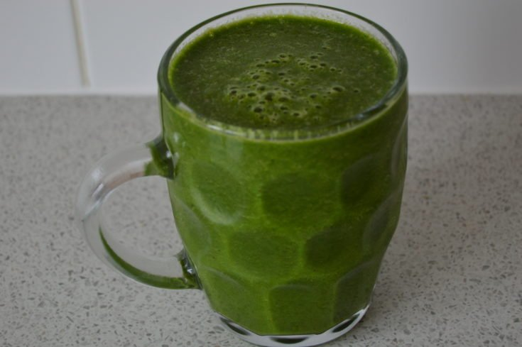 Refreshing Green Smoothie