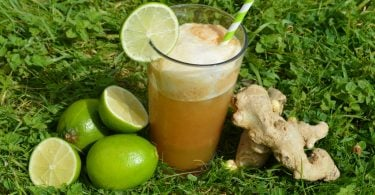 Quick sweet ginger beer recipe