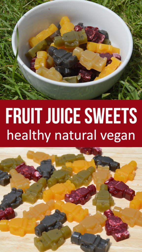 Natural and Healthy sweets made using pure fruit and the seaweed agar agar. Unlike most sweets they are made without gelatine or sugar. Full of good stuff and especially for children it's a nice change from eating fruit. Vegan and healthy. #healthy #healthytreats #healthyeating #healthycooking #healthycandy