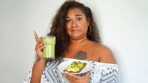 green juice for Clean Eating's Dirty Secrets Review