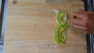 avocado for creamyness