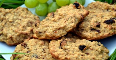 Healthy Cookies & Baked Goodies Recipes