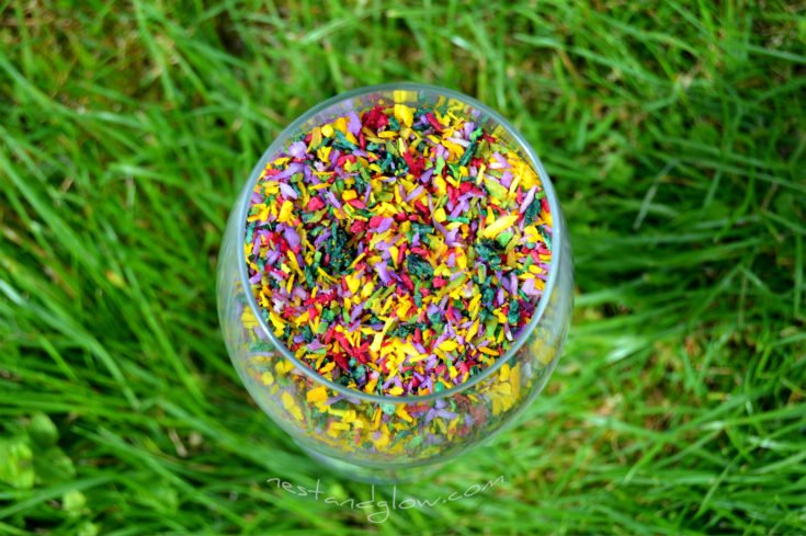 Natural Organic Sprinkles