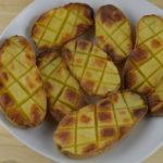 The Best Oil Free Roast Potatoes