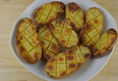 Oil free roast potatoes