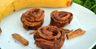 Banana Cinnamon Roll Buns Recipe