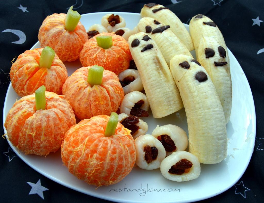 Healthy Halloween treat recipes