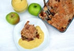 Healthy Oat Apple Crumble