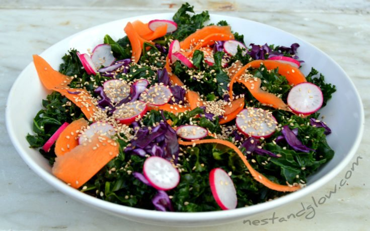 Delicious Kale Side Dish