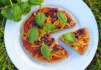 quinoa crust gluten free pizza recipe