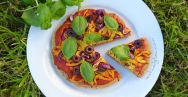 quinoa crust gluten free pizza recipe