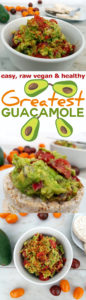 easy tasty healthy guacamole recipe