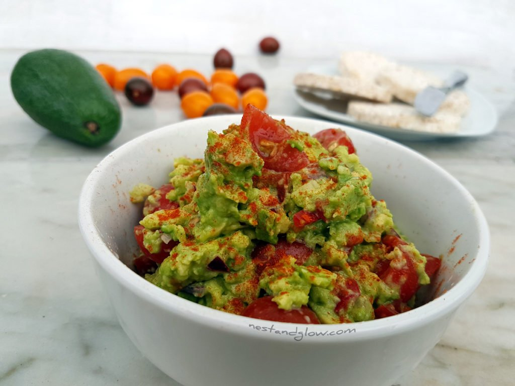 Greatest Guacamole Healthy Recipe