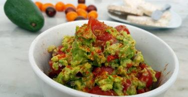 Greatest Guacamole Healthy Recipe