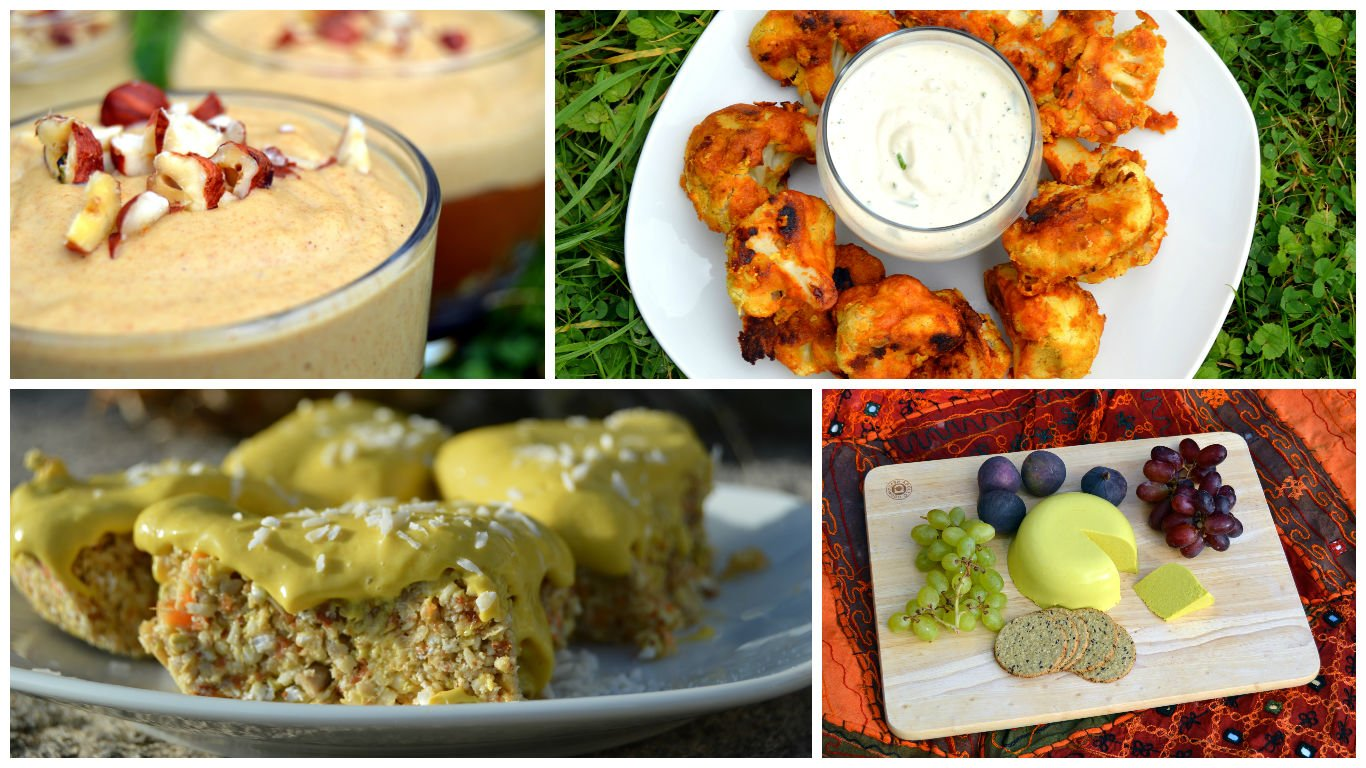 Top 10 vegan healthy recipes of 2016