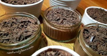 Chocolate Coconut Milk Mousse Recipe