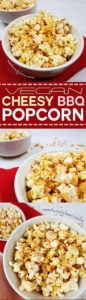cheesy vegan bbq popcorn easy recipe