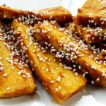 Crispy Tofu in Teriyaki Sauce – Oil Free