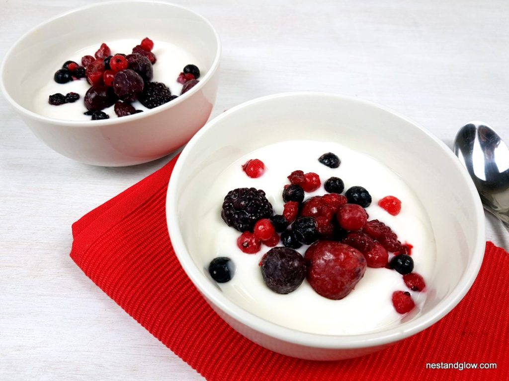 Dairy-free Easy Coconut Yoghurt Recipe