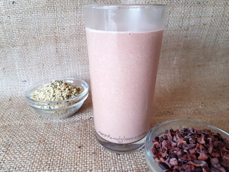 Hemp Seed Cacao Chocolate Milk cheap and easy