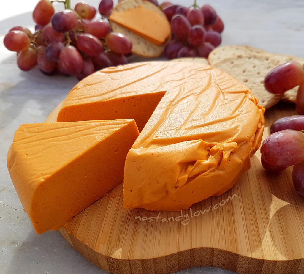 Smoked Cashew Cheese Recipe [Quick
