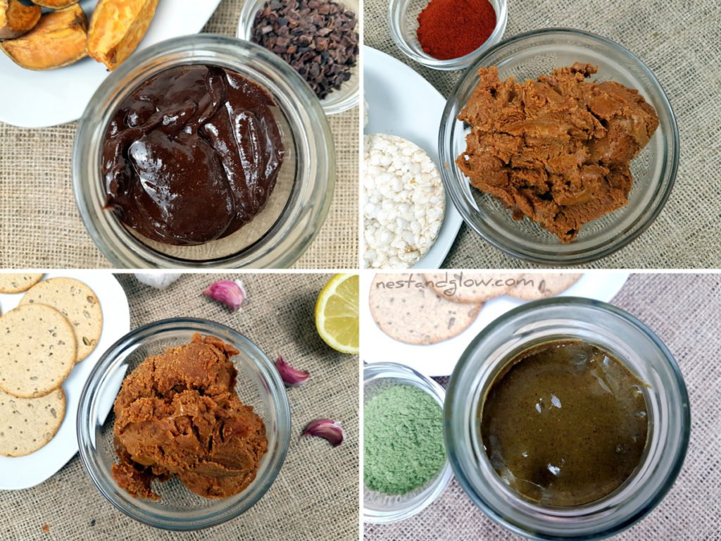Home made nut butter recipes