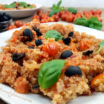 One-pot Tomato BasilQuinoa