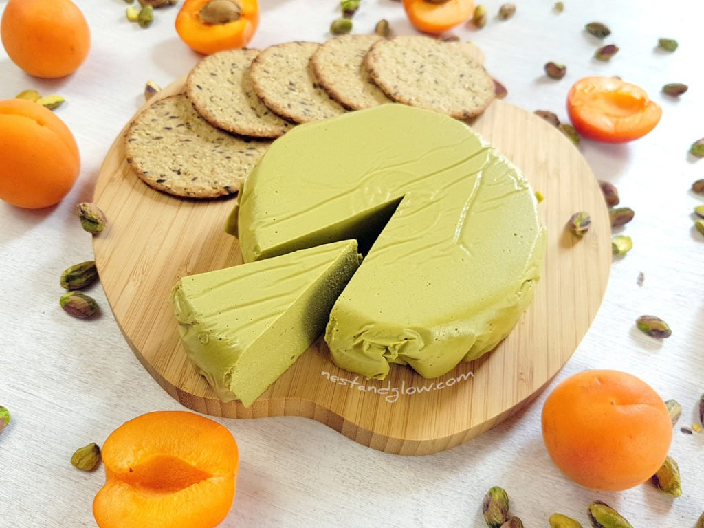 Pistachio Nut Cheese Recipe