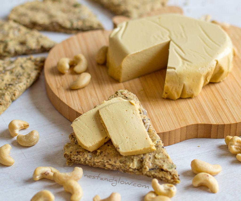 Marmite Cashew Cheese Board