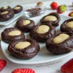 Raw Chocolate CashewThumbprints
