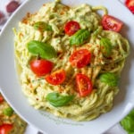 Sunflower Cheese Raw Courgetti