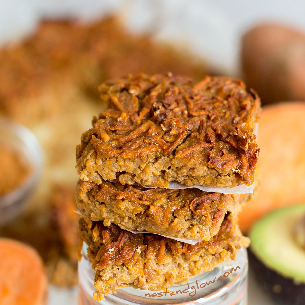 Sweet Potato Quinoa Cinnamon Bites Recipe