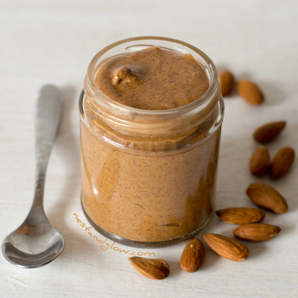 Activated Sprouted Almond Butter - No added oil