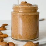 Activated Sprouted Almond Butter