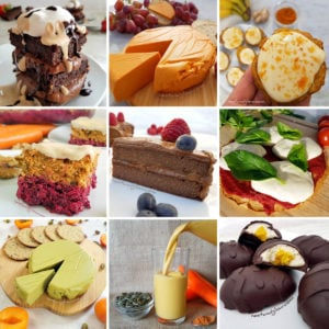 Top 9 Healthy Recipes - Vegan and Gluten free