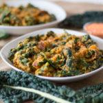 Kale and Sweet Potato Dahl
