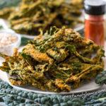 Smoked BBQ Kale Crisps
