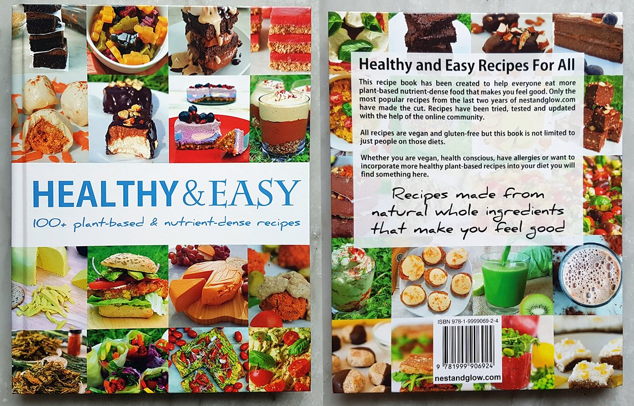 Healthy and easy recipe book nest and glow forumfinder Images