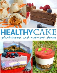 Free Healthy Cake Recipe Ebook