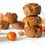 Savoury Quinoa Sundried Tomato Muffins