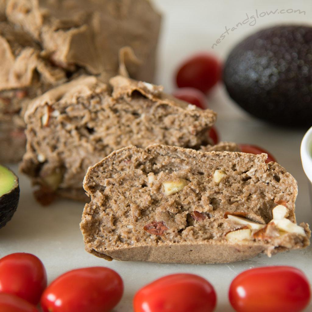 easy healthy gluten-free buckwheat bread
