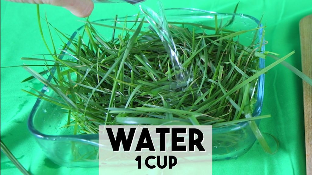 1 cup water