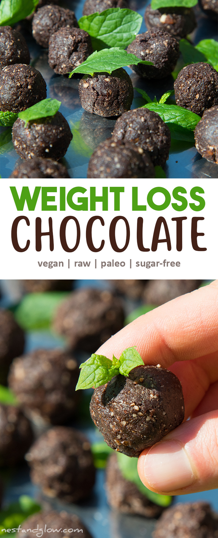Weight Loss Chocolate Candy to Prevent Overeating