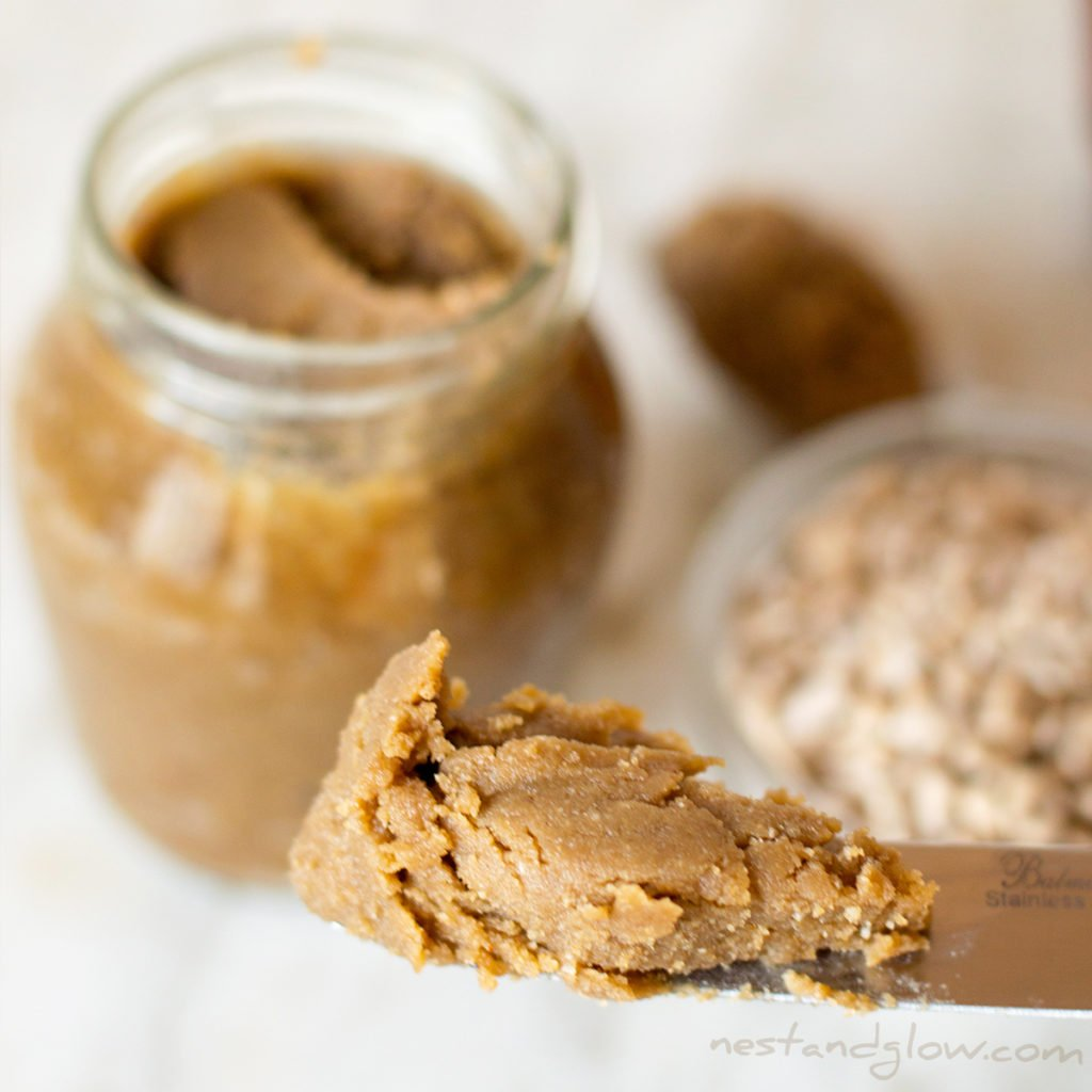 healthy cookie butter spread #vegan #veganrecipe #healthy