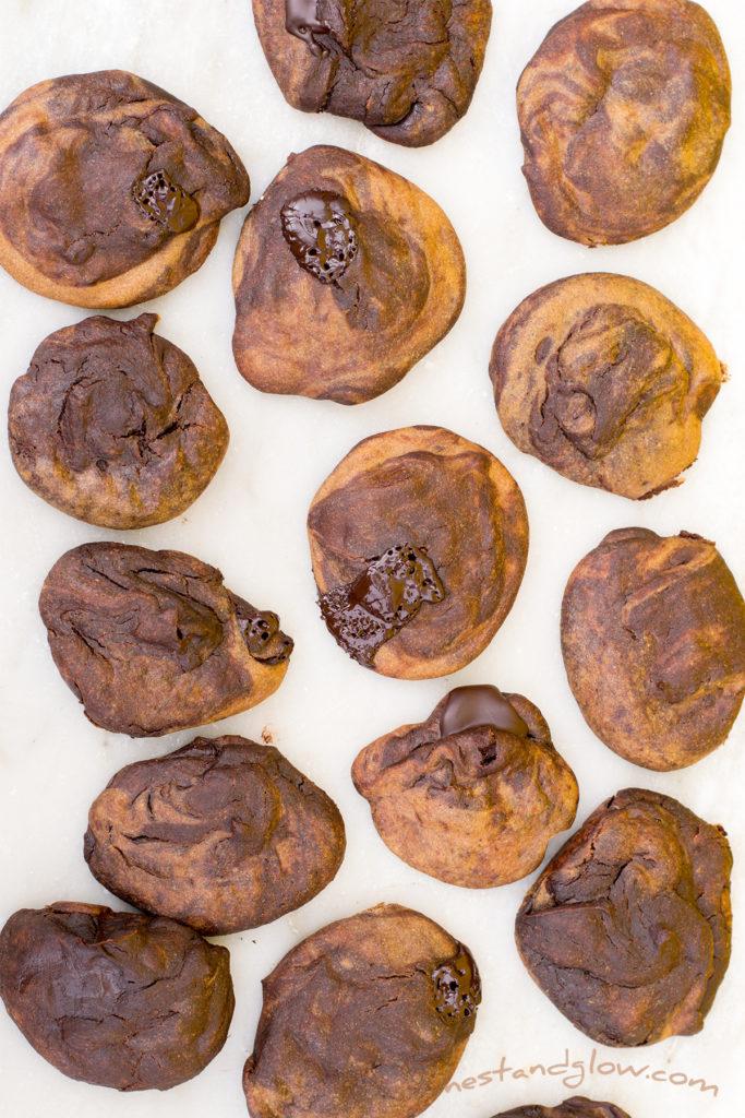 quinoa chocolate cookies