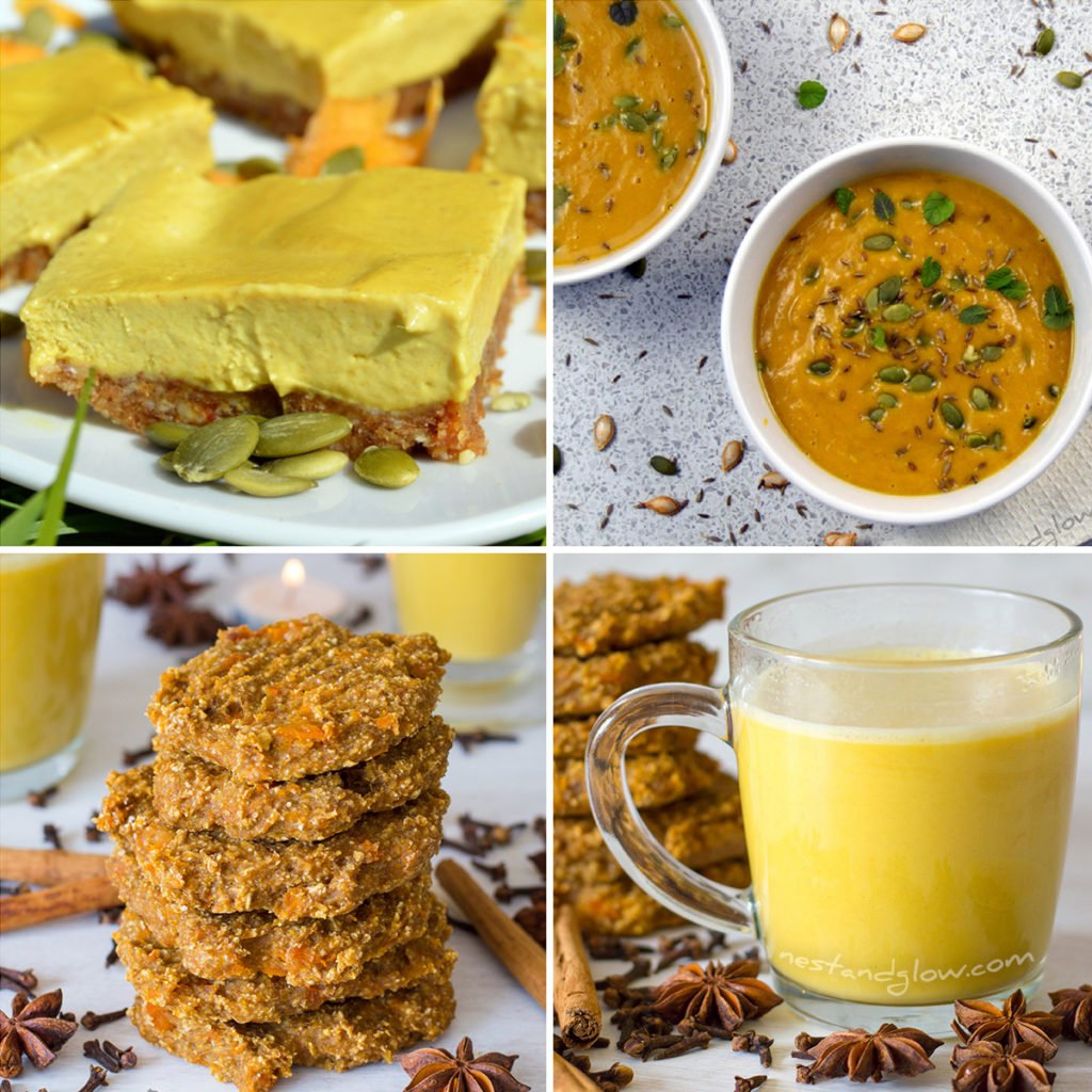 healthy pumpkin recipes that are all vegan and easy to make
