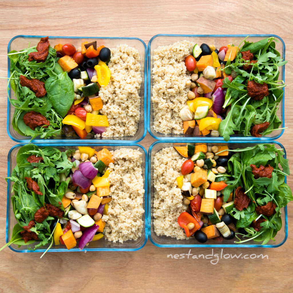 quinoa salad healthy recipe