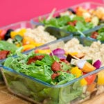 Layered Quinoa Salad